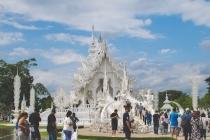 The majestic White Temple